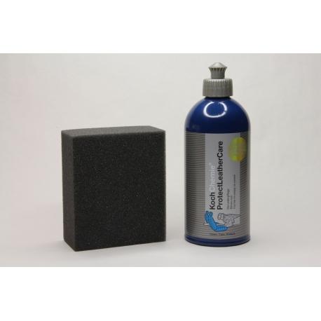Koch Chemie Protect Leather Care 500ml+Auftragschwamm