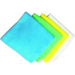 4x Rupes Microfasertücher