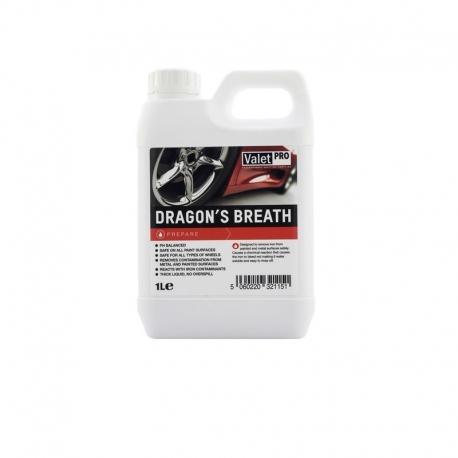 ValetPRO Dragons`s Breath Flugrostentferner & Felgenreiniger 1 Liter