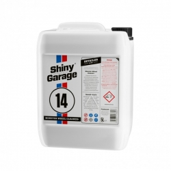 SHINY GARAGE MONSTER WHEEL CLEANER FELGENREINIGER (PLUS) 5000ml