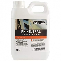 ValetPro ph Neutral Snow foam Schaum 1 Liter