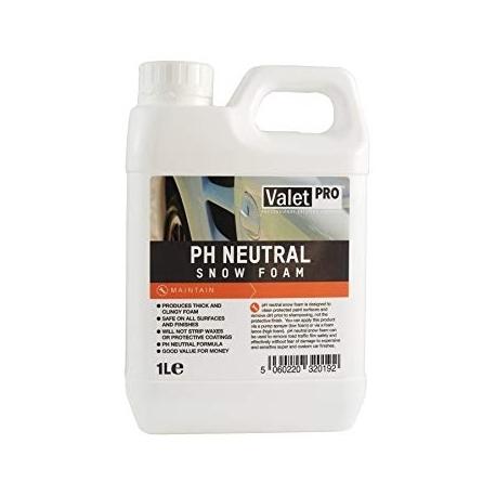 ValetPro ph Neutral Snow foam 1 Liter