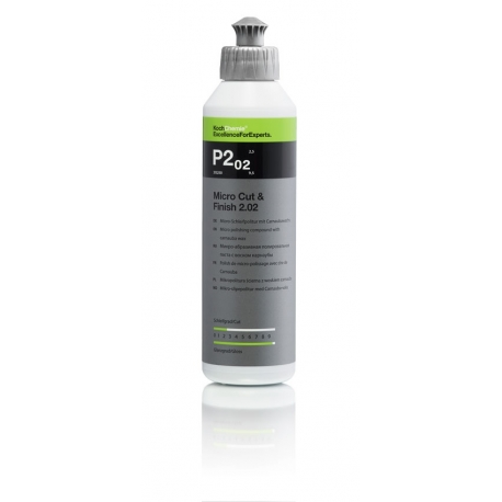 Koch Chemie Micro Cut & Finish P2.02 250ml