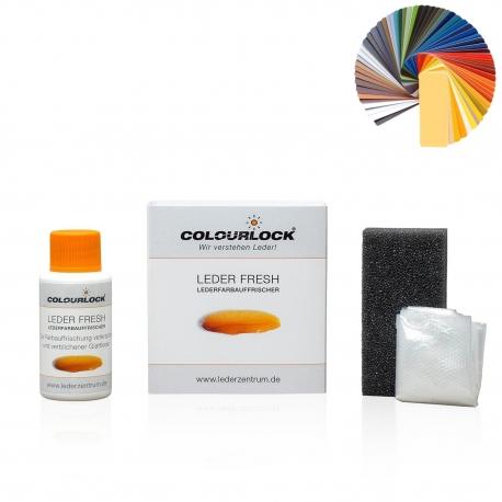 Colourlock Leder Fresh Tönung 30 ml schwarz (Farbe F034)