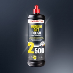Menzerna Medium Cut Polish 2500 1 Liter