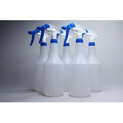 5x Koch Chemie Canyon CHS-3ANS Supertype Sprühflasche mit Sprühkopf 1 Liter