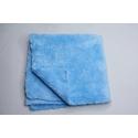 3x Profi Autopoliertuch Microfasertuch blau, ultraschallgeschnitten 40x40 cm