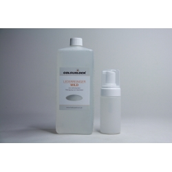 COLOURLOCK Leder Reiniger mild 1L+Schaumspender 125ml