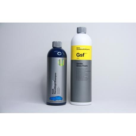 Koch Chemie Gentle Snow Foam 1 L +  Nano Magic Shampoo 750ml