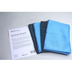 Koch Chemie Barracuda Tuch groß, Set 4 Stück