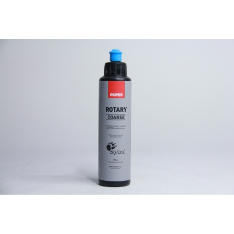 Rupes Rotary Coarse abrasive compound gel Schleifpaste 250ml