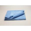 3x Profi-Microfasertuch blau, ultraschallgeschnitten 40x40 cm