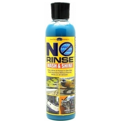 Optimum No Rinse Wash & Shine 236ml