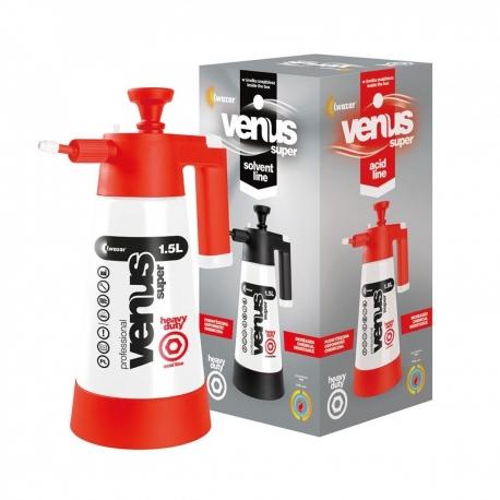 Kwazar Venus HD ACID 1,5L Drucksprüher Sprayer Sprüher für agressivere Chemikalien